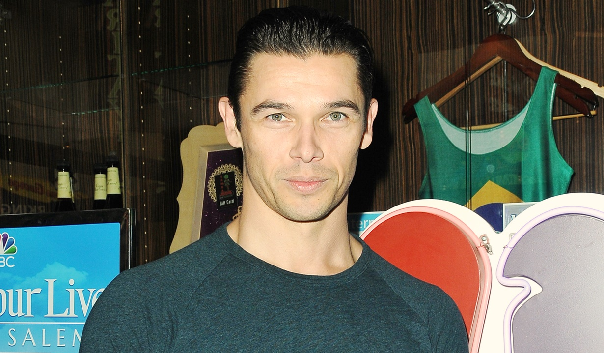 paul telfer green fever