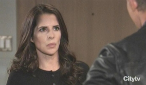 Sam tells Jason her plan GH