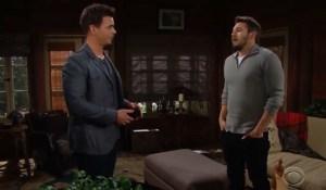 Wyatt questions Liam