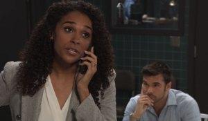 Jordan makes a call about kiki's murder