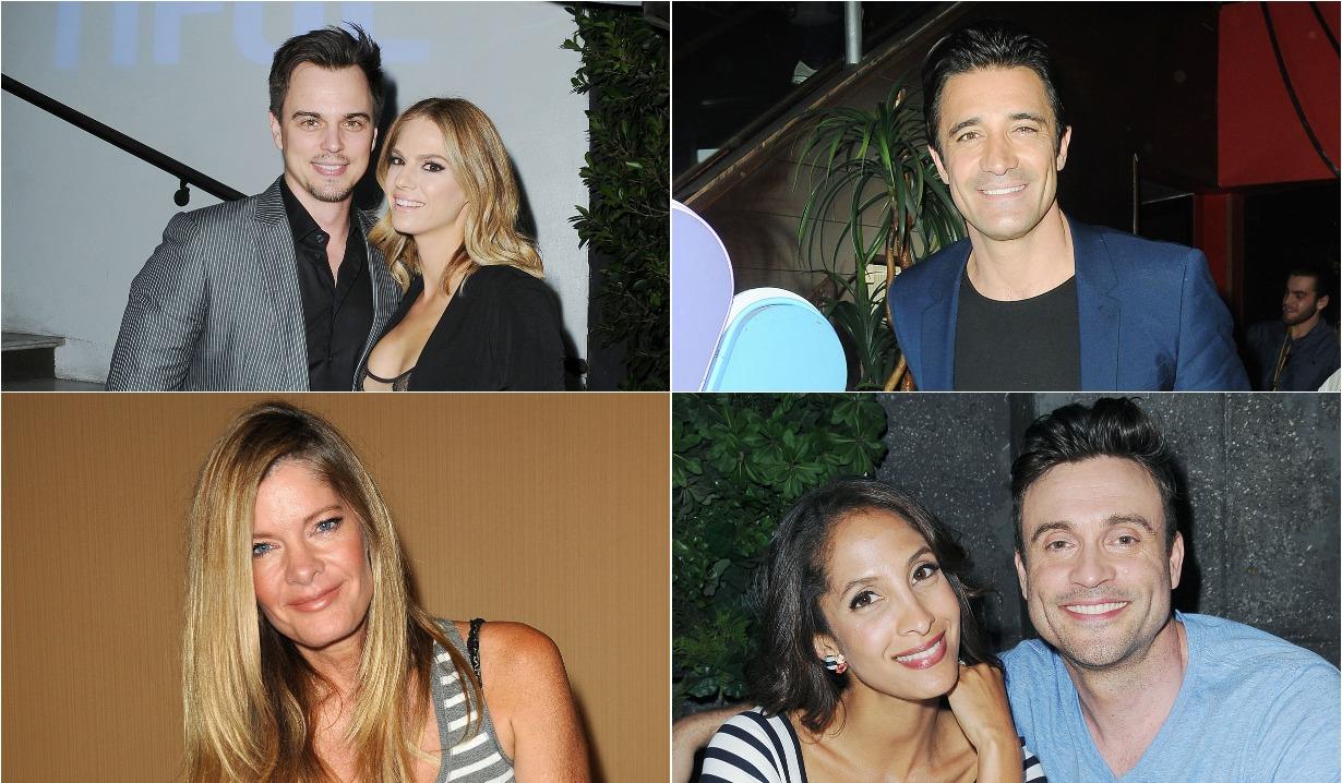 soap stars 10 year challenge photos