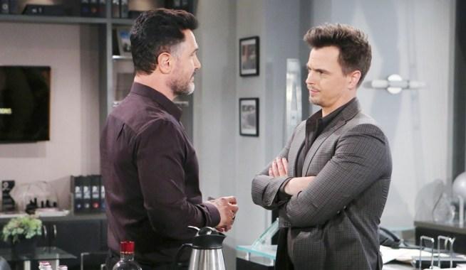 Bill meets with Wyatt