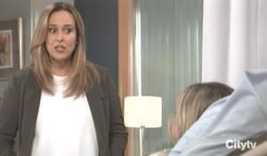 Laura urges Lulu not to get hypnosis GH
