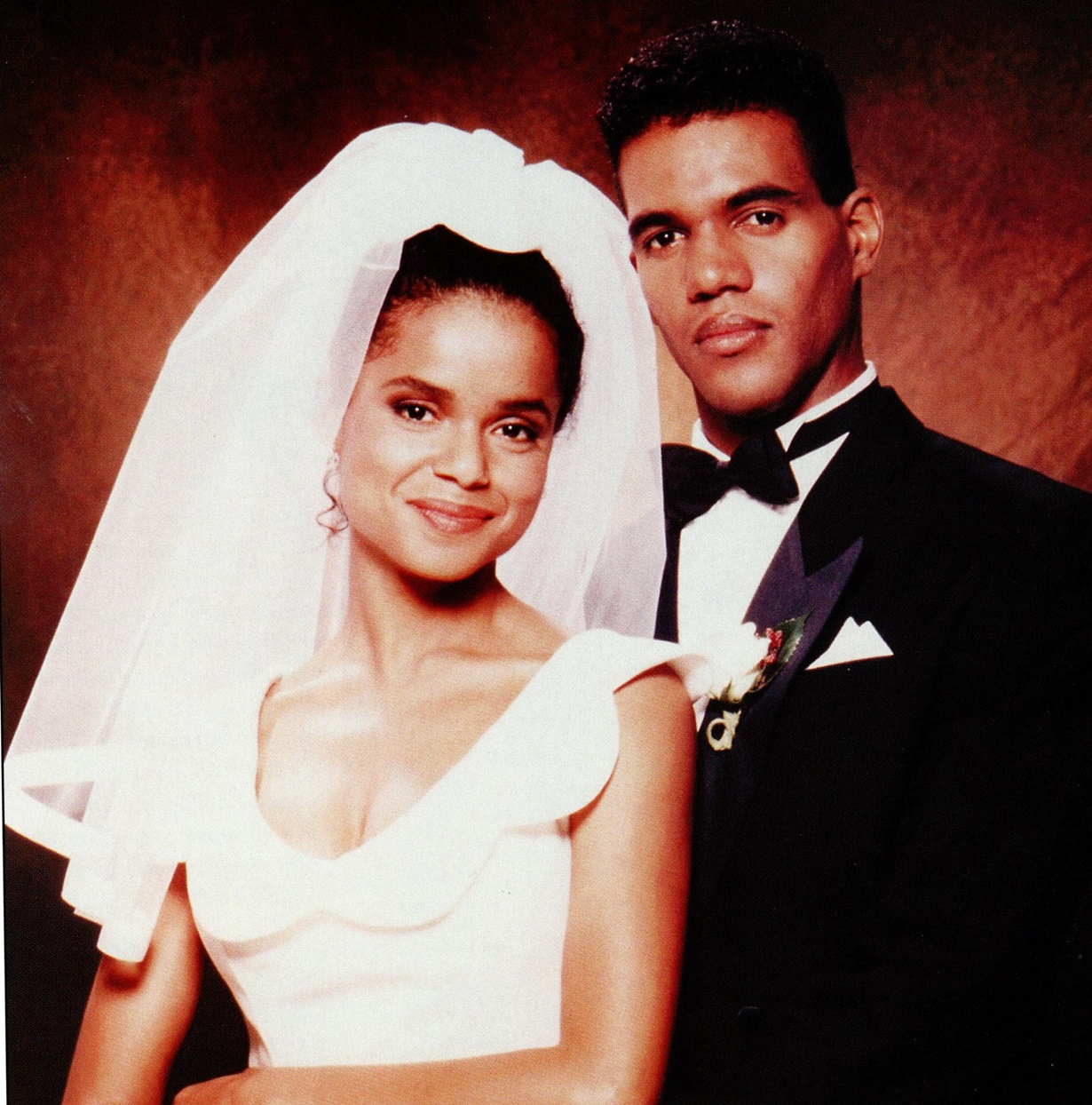 Neil Drucilla first wedding young and restless