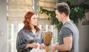 Sally hears Wyatts offer