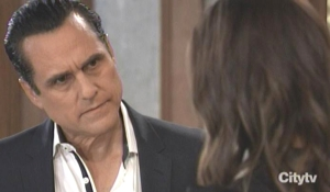 Sonny asks Anna about Dante GH
