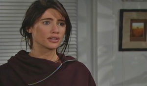steffy visited by hope
