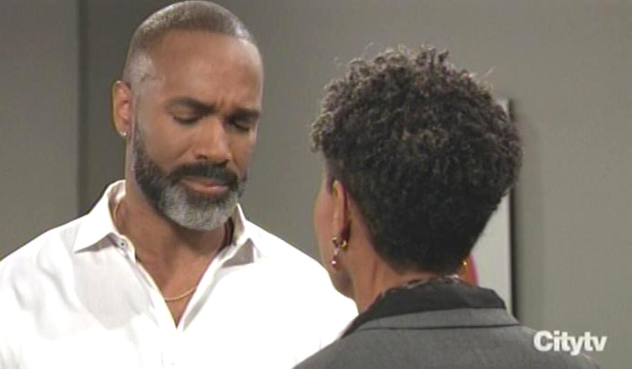 Stella gives Curtis advice GH