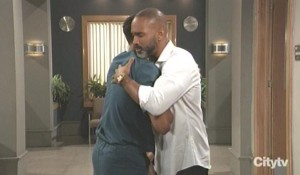 TJ reassures Curtis GH