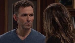 Valentin and Sasha argue about Nina GH