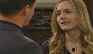 Wyatt reassures Hope