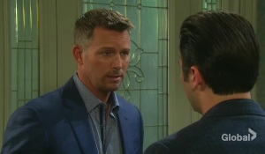 brady and sonny agree to confront vic