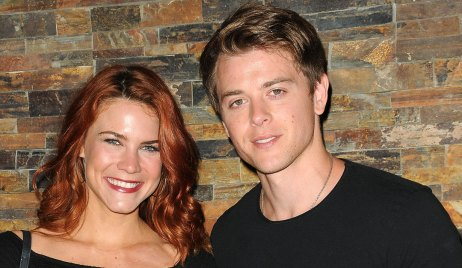 chad duell and courtney hope vday 2019