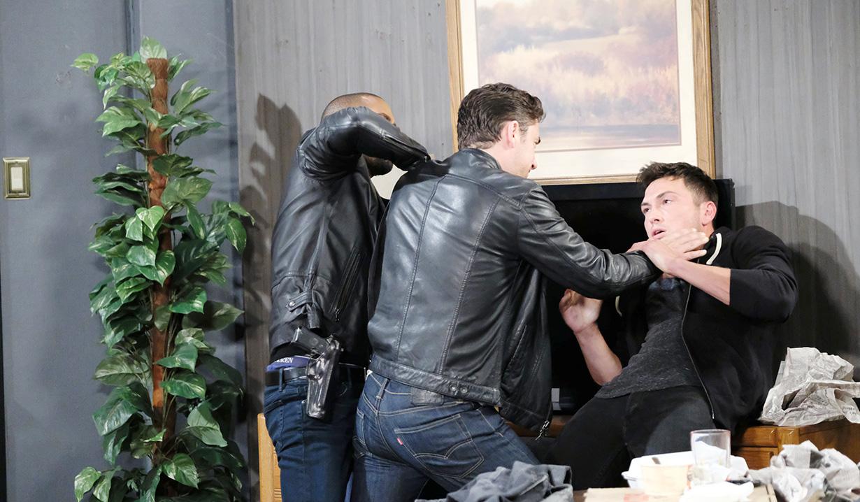 chad tries to kill ben