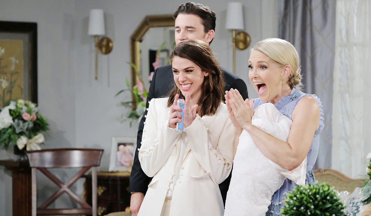 Billy Flynn, Kate Mansi, Melissa Reeves