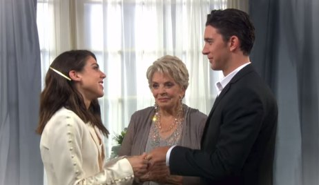 julie marries jack and abby