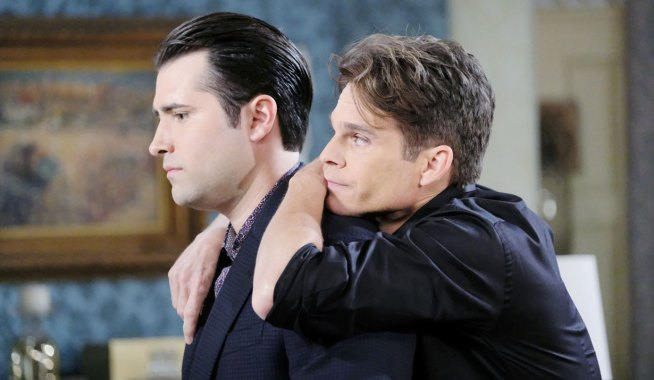 leo want sonny to have sex