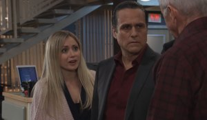 Lulu and Sonny question Robert
