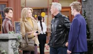 marlena surprised john defends leo