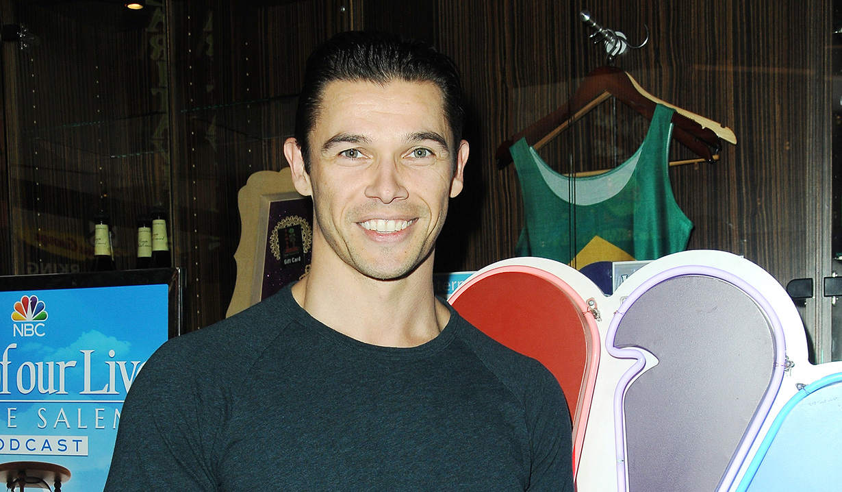 Paul Telfer interview