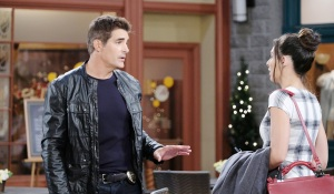 rafe returns from italy