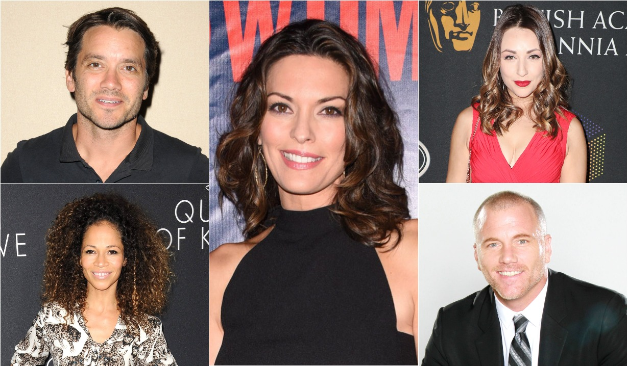 Dominic Zamprogna, Alana de la Garza and Sean Carrigan are among the soap alums tackling new projects.