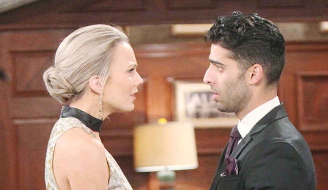 abby and arturo on young and the Restless
