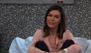 Alex reveals her memories to Anna on General Hospital