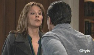 Alexis and Sonny argue about what to do General Hospital