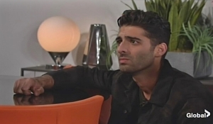 Arturo rebuffed by Abby on Young and the Restless