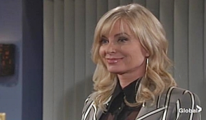 Ashley arrives on Young and Restless