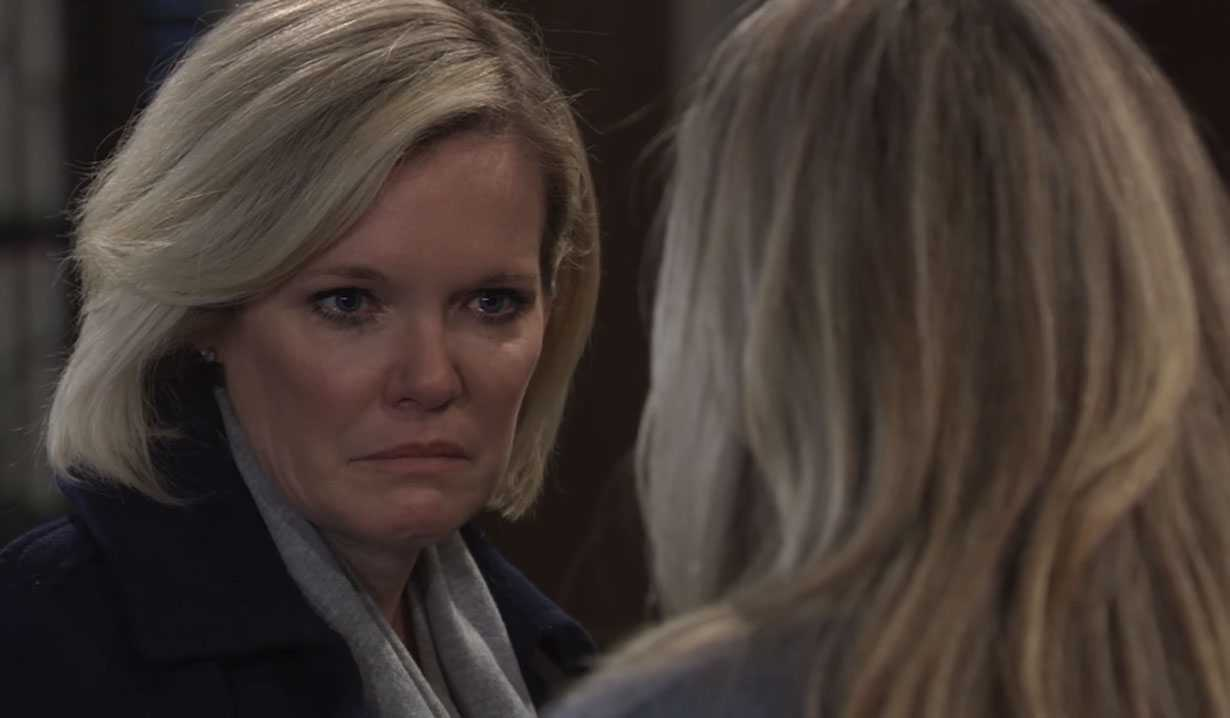 Ava and Carly have a confrontation General Hospital