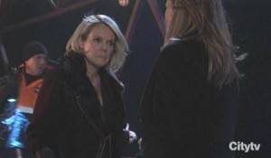 Ava and Laura argue about Ryan GH