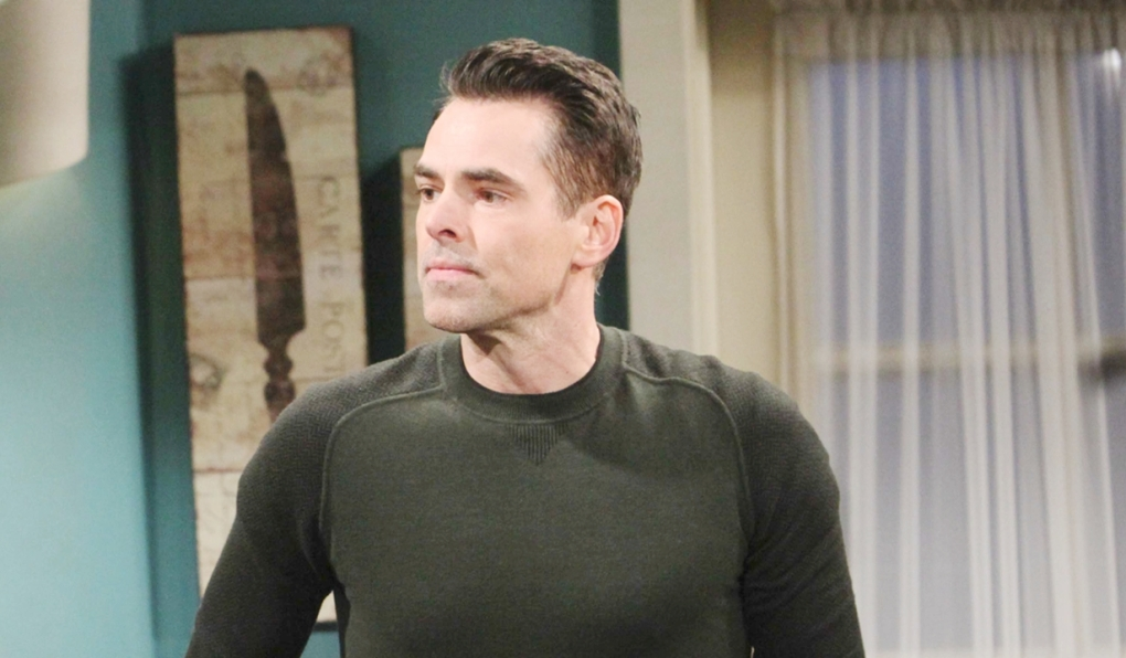 Billy will support Victoria on Young and the Restless