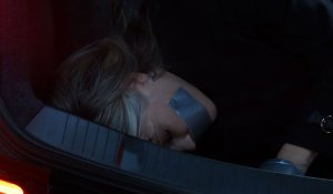 Carly in Ryan's trunk GH