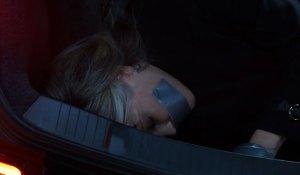 Carly in Ryan's trunk GH