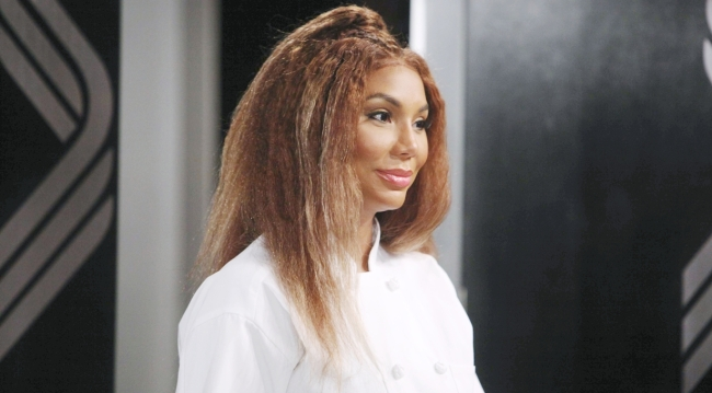 Chef Chambre on Bold and Beautiful