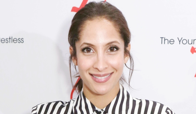 christel khalil returns as lily on young and the restless