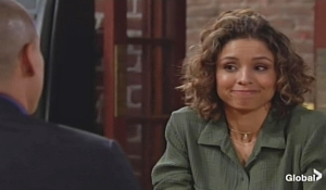Devon Elena coffeehouse Young and the Restless