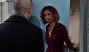Elena opens door on Young and the Restless