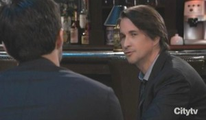 Finn and Chase discuss their problems General Hospital