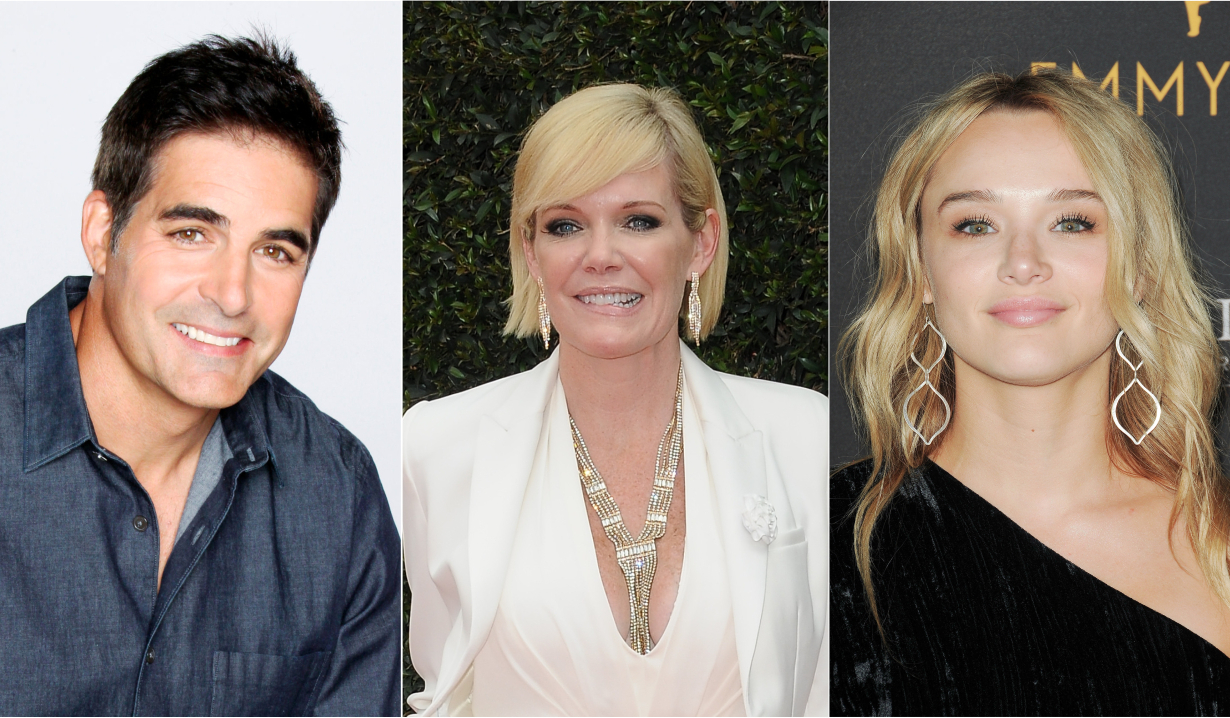 Galen gering maura west hunter king soaps news general hospital the young and the restless the bold and the beautiful days of our lives