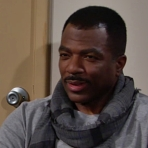 gilbert glenn brown as jett slade on Young and the restless