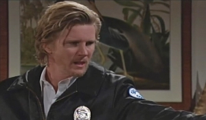 JT gun cabin on young and the restless