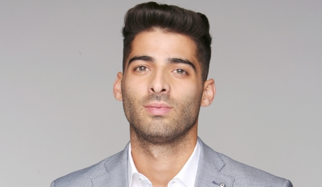 Jason Canela exiting Young and the Restless