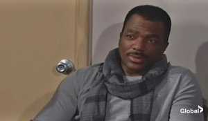 Anas father jet slade on Young and the Restless