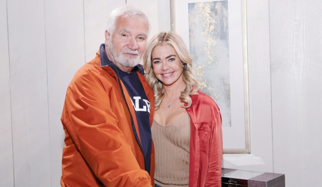 John mccook denise richards from Bold and the beautiful
