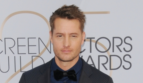 Justin Hartley in The Hunt The Young and the Restless
