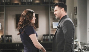 Katie and Bill discuss Caroline on Bold and the Beautiful