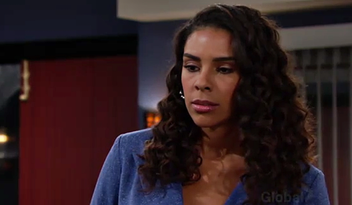 Kerry plots on Young and the Restless
